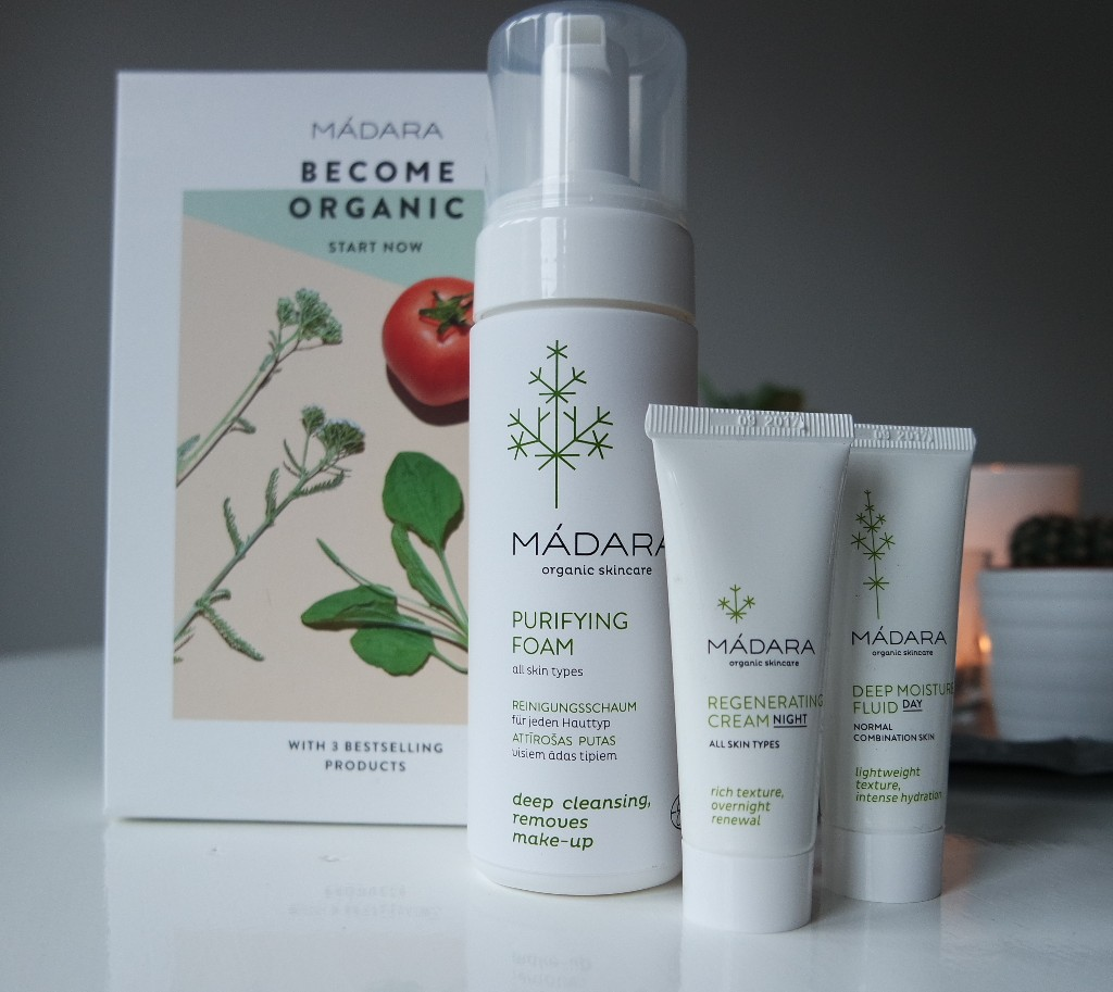 Mádara become organic bestselling products