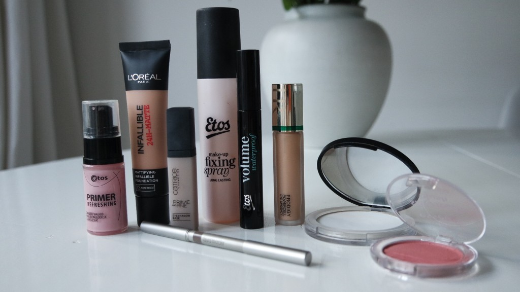 basis make-up producten