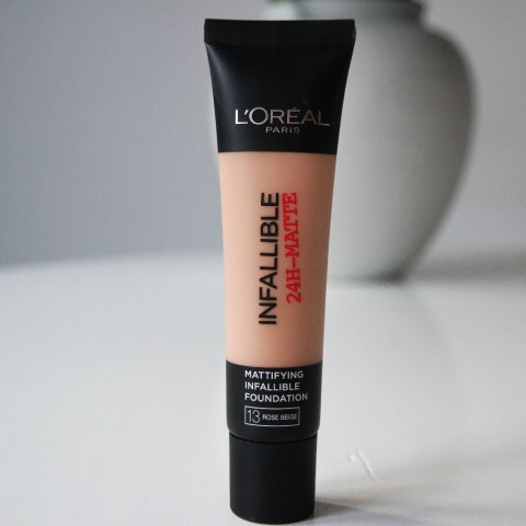 basis make-up foundation l'oread