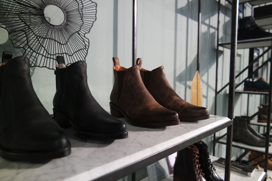 modefabriek 2016 amsterdam cowboys shoes