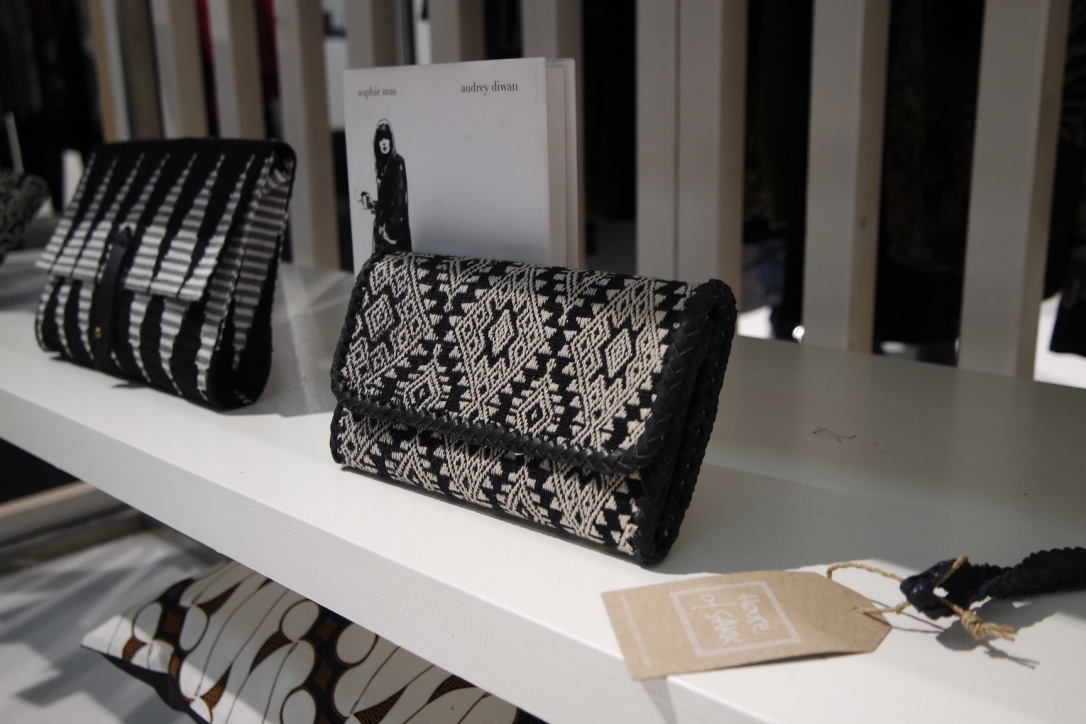 modefabriek house of sakk clutch