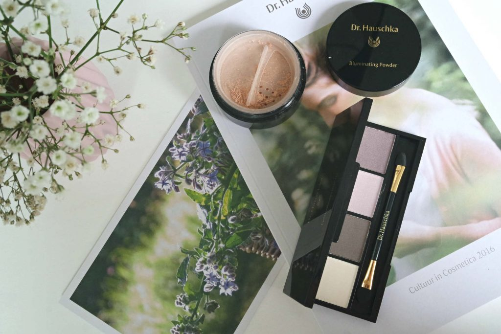 Dr Hauschka comeback limited edition collectie