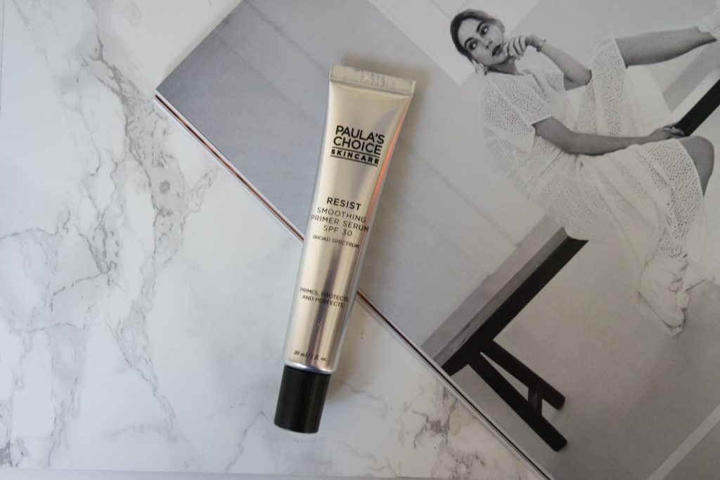 paula's choice resist smoothing primer